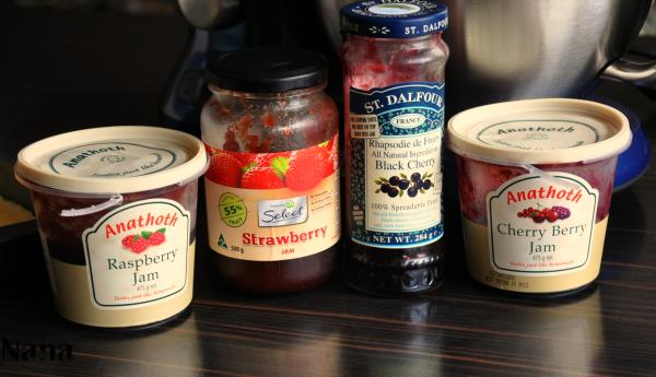 We like jam...
